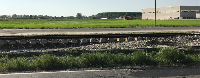 FER PARMA – SUZZARA railway line renewal works started